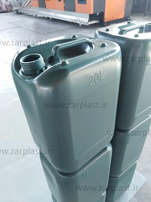 تولیدکننده  انواع گالن ۲۰ لیتری صنعتی