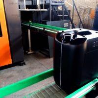 تولیدکننده و پخش کننده گالن ۲۰ لیتری صنعتی دکمه دار و سطل