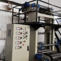 فروش، طراحی و ساخت دستگاه فیلم نایلونی سازی