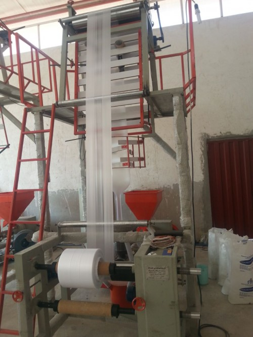 خرید و فروش و ساخت دستگاه پلاستیک نایلون و…