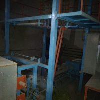 فروش دستگاه تولید پلاستیک نایلون با عرض ۹۰ و یک دستگاه دوخت دو طبقه