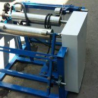 دستگاه رول پرفراژ سفره زباله و فریزر خط تولید
