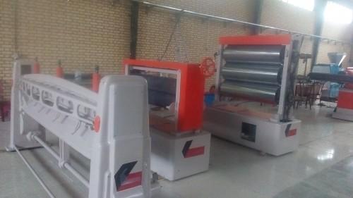 خط تولید ورق عرض ۱۲۰ خارجی