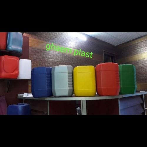 تولید کننده انواع ظروف  قائم پلاستیک