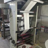 دستگاه چاپ هلیو دو رنگ