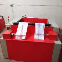 دستگاه رول پرفراژ سفره فریزر زباله