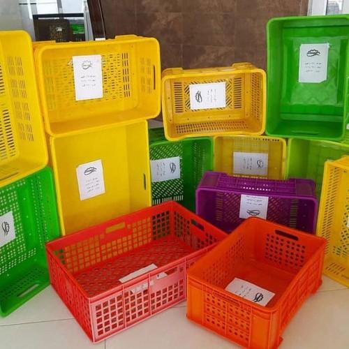 فروش پلاستیک و کیسه گونی و نخ سبد و دبه