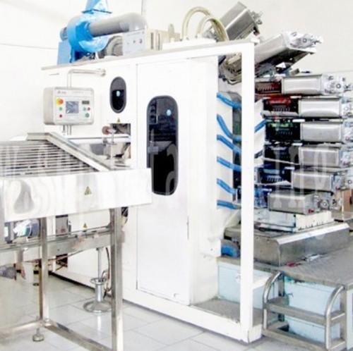 فروش دستگاه چاپ ظروف یکبار مصرف ٩ رنگ