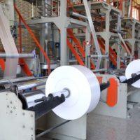 واردات ماشین الات تولیدنایلون،نایلکس،استرچ،شیرینگ و…