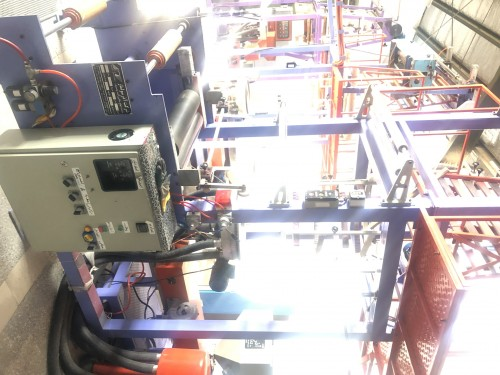 فروش ماشین الات کارخانه تولید نایلون و نایلکس