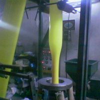 فروش دستگاه تولید نایلون و نایلکس قیمت ۱۶ میلیون