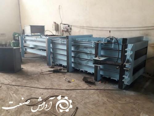 ساخت و فروش دستگاه های پرس صنعتی اتوماتیک و دستی