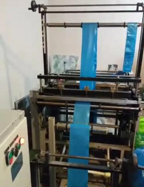 فروش دستگاه دوخت وپرفراژ زباله رولی اتوماتیک ناژ
