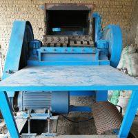 فروش آسیاب پلاستیک دهنه ۸۰ سنگین در حد نو