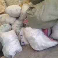 ۵۰۰ کیلو کیسه پتروشیمی
