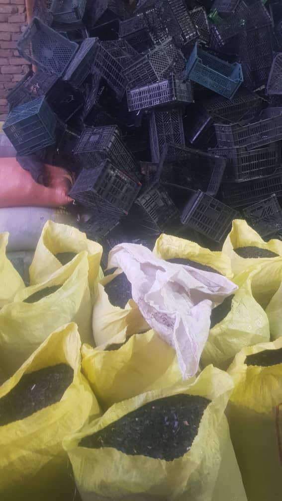 خرید مواد اسیاب شده سبدی