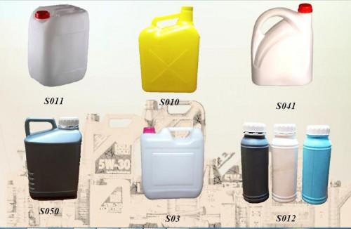 ظروف پلاستیکی بادی ۱ لیتری تا۲۰ لیتری