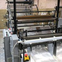 ساخت خط تولید دستگاه نایلون و نایلکس دسته دار