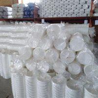 سطل پلاستیکی ۱۶ کیلویی  دسته پلاستیکی