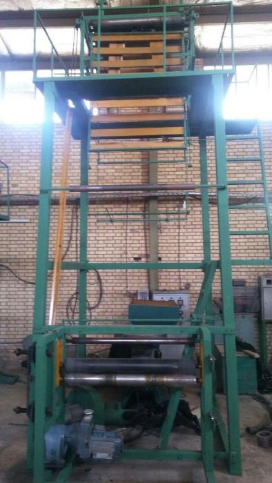 فروش دستگاه تولید کیسه زباله یک متری